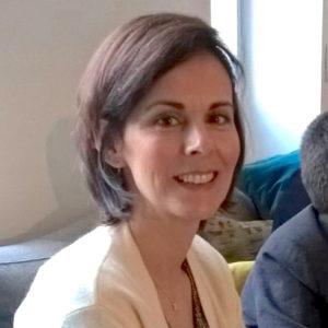 Sophie, secrétaire de l'association